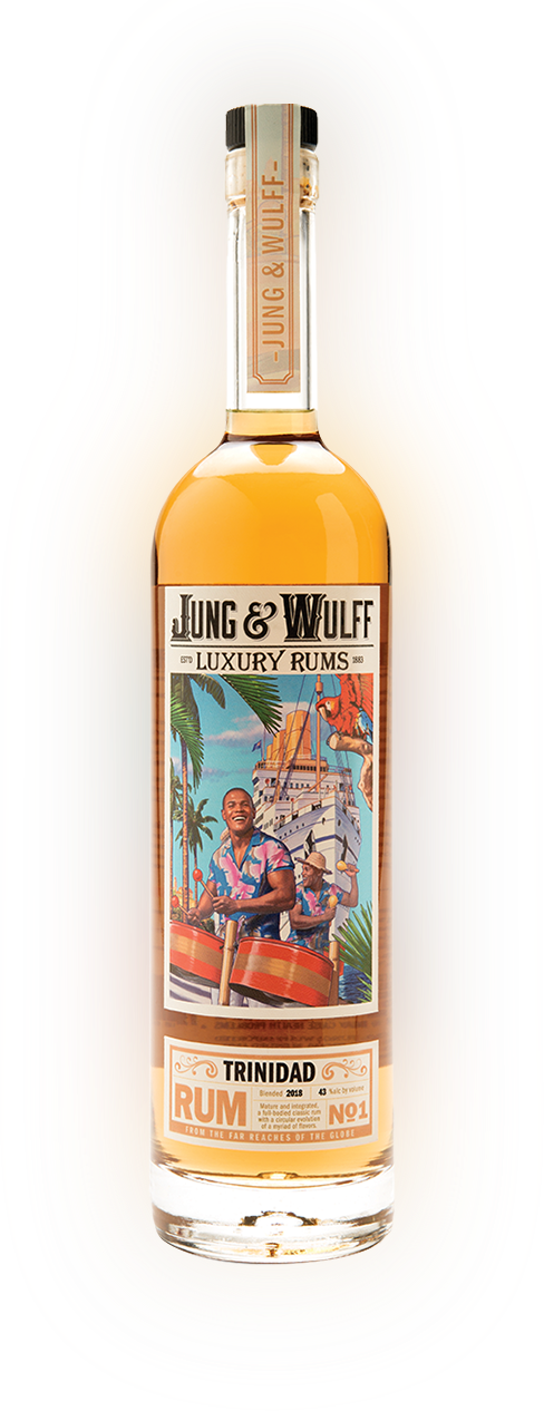 Jung & Wulff Trinidad Bottle