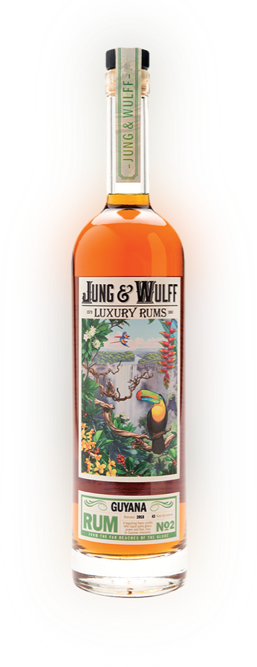 Jung & Wulff Guyana Bottle