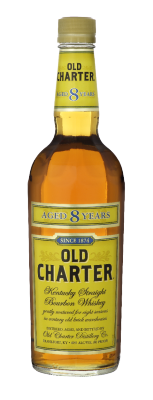 Old Charter 8 Years Bottle
