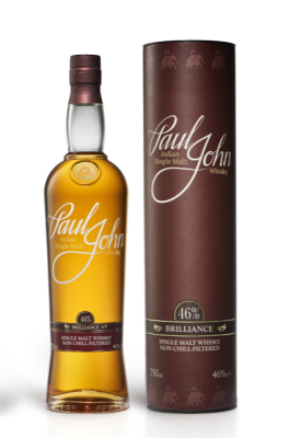 Paul John Single Malt 46 Brilliance  Bottle