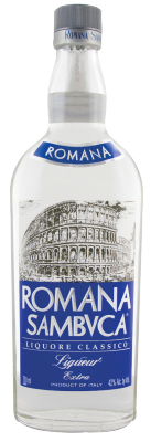 Romana Sambvca 750ml Bottle