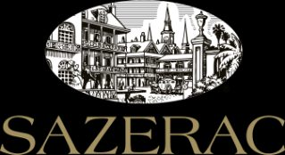 Download Sazerac Logo Gold