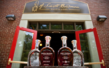 A. Smith Bowman Distillery and Bottles
