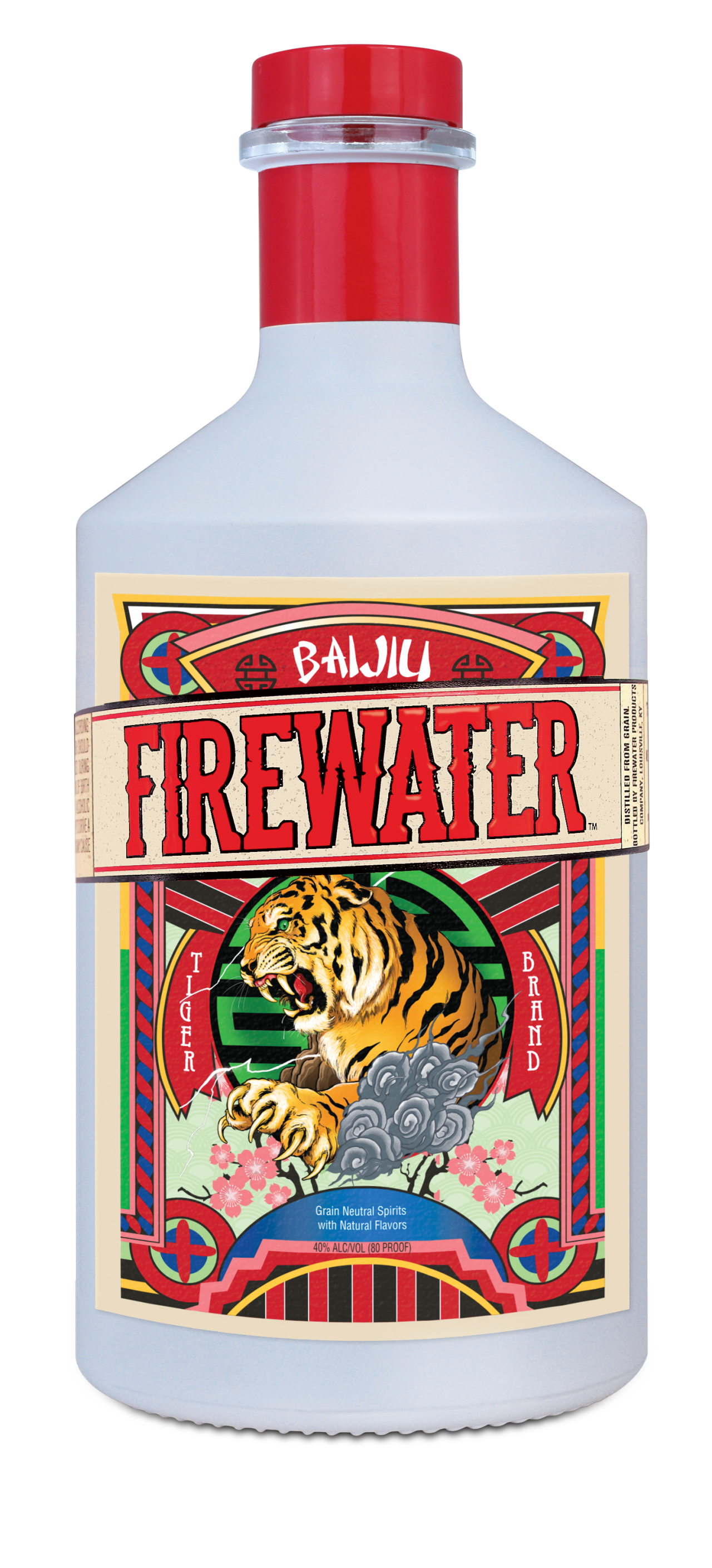 Firewater Bottle