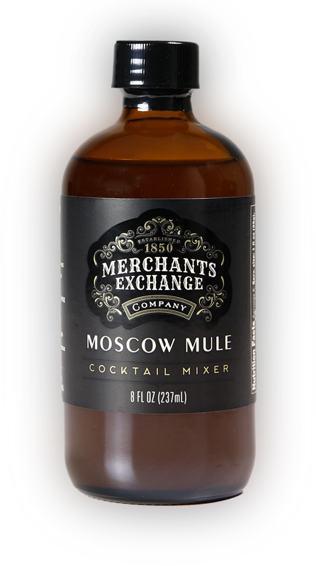 Merchants Exchange Moscow Mule Cocktail Mixer