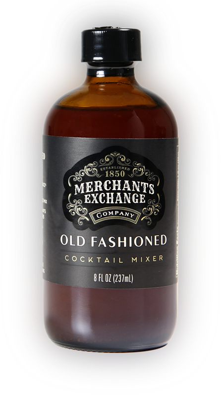 Merchants Exchange Old Fashioned Cocktail Mixer