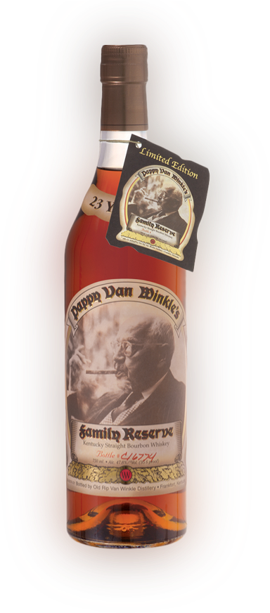 Pappy Van Winkle's Family Reserve 23 Year